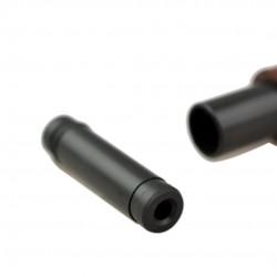 CELLINI (sabbiata) bent billiard pipe