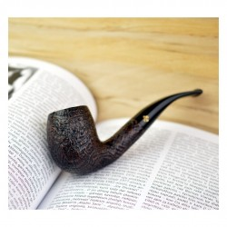 CELLINI (sabbiata) billiard pipe