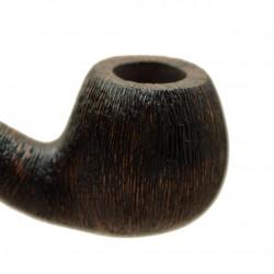 MAXI TUNDRA briar tomato tobacco pipe by Brebbia (Italy)