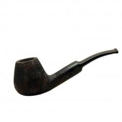 MAXI TUNDRA briar brandy tobacco pipe by Brebbia (Italy)