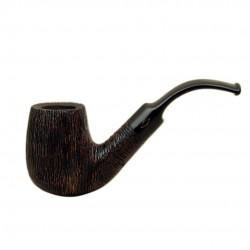 MAXI TUNDRA brandy tobacco pipe by Brebbia (Italy)