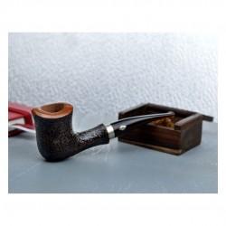 NAIF (Sabbiata 7013) briar straight pipe