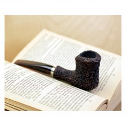 NAIF (rustica marrone 7013) straight pipe