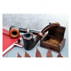 NAIF (sabbiata 7069) briar bent pipe