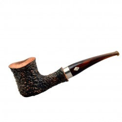 NAIF (rustica marrone 7013) straight pipe