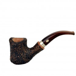 NAIF (rustica marrone 7069) bent pipe
