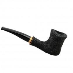 NAIF (rustica nera 7013) briar pipe