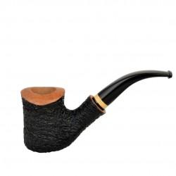 NAIF (rustica nera 7069) bent pipe