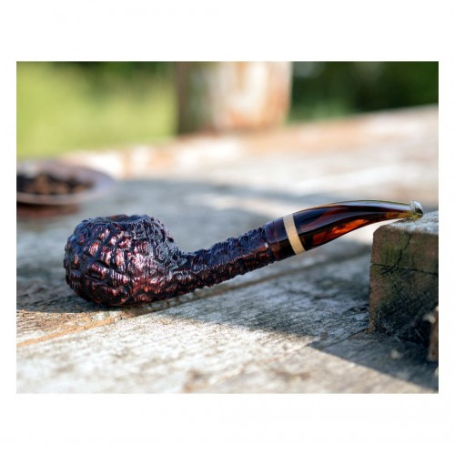 NINJA ROCK (rocciata 301) bent author pipe