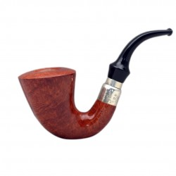 FIRST CALABASH (selected 1997) briar smoking pipe from Brebbia (Italy) 05