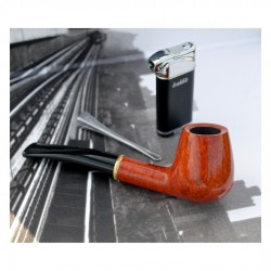 PRIMA (Liscia 8487) pipe smoking starter kit