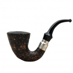 FIRST CALABASH (Sabbiata 1997) briar smoking pipe from Brebbia (Italy)