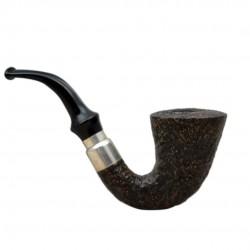 FIRST CALABASH (Sabbiata 1997) briar smoking pipe from Brebbia (Italy) 03
