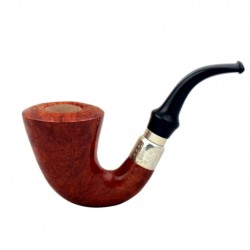 FIRST CALABASH (selected 1997) orange pipe