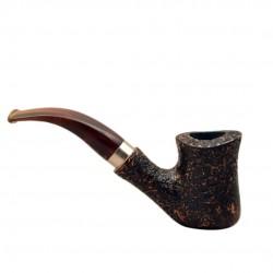 NAIF (sabbiata 7069) briar tobacco smoking pipe from Brebbia (Italy)