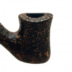 NAIF (sabbiata 7069) briar tobacco smoking pipe from Brebbia (Italy)