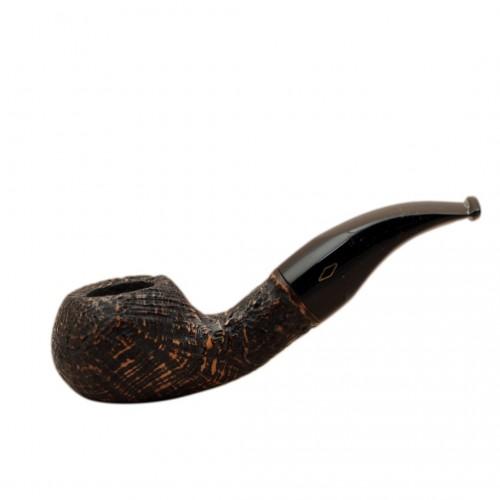 ROMBO (Sabbiata) briar author tobacco smoking pipe by Brebbia (Italy)