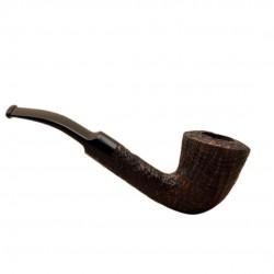 ROMBO (Sabbiata) dublin briar smoking pipe by Brebbia (Italy)