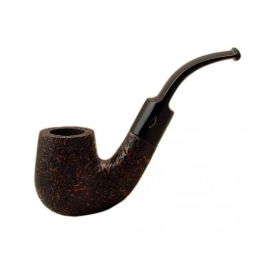ROMBO (Sabbiata) briar brandy tobacco smoking pipe by Brebbia (Italy)