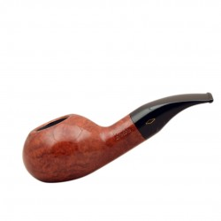 FAT BOB (Selected 2112) briar pipe from Brebbia (Italy)