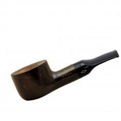 FAT BOB (Noce 2111) briar chubby tobacco pipe by Brebbia (Italy)