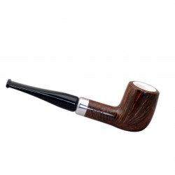 KENT briar long tobacco smoking pipe from Gasparini (Italy)