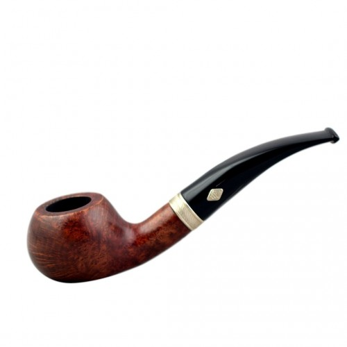 SAILING (amaranto 601) bent author pipe
