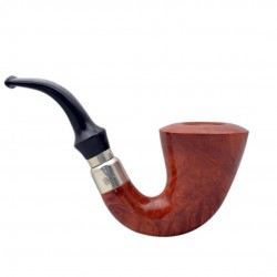 FIRST CALABASH (selected 1997) briar smoking pipe from Brebbia (Italy)