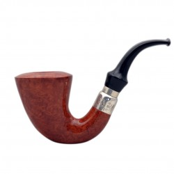FIRST CALABASH (selected 1997) briar smoking pipe from Brebbia (Italy) 02