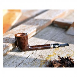 VINTAGE (noce 51) straight dublin pipe