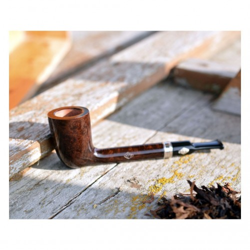 VINTAGE (noce 51) straight dublin pipe