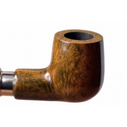 BELFAST no. 69 briar straight chubby billiard tobacco smoking pipe by Mr. Brog (Poland)