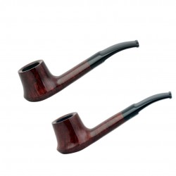 DACOTA no. 105 red volcano pipe