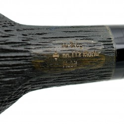 MORTA HABIT No. 112 black pipe