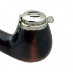 DEZERTER #13 brown churchwarden pipe