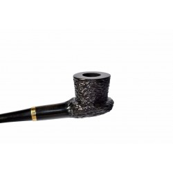 PUELLA #45 rustic zulu tobacco smoking pipe by Mr. Brog (Poland)