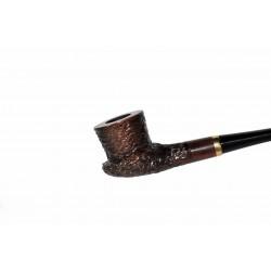 PUELLA #45 rustic zulu brown pipe