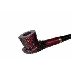 PUELLA #45 rustic zulu tobacco smoking pipe
