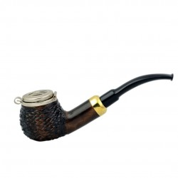 KAISER no. 25 bent apple pipe
