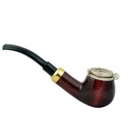 KAISER no. 25 bent apple pipe