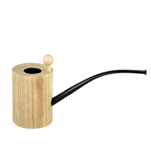 YERBA no. 306 massive bi-directional pearwood tobacco smoking pipe by Mr. Brog (Poland)