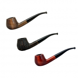 CORSAR no. 35 bent prince pipe