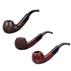 TABACHOS no. 41 bent apple pipe