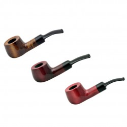 NAVY no. 53 pearwood chubby pot tobacco smoking pipe by Mr. Brog (Poland)