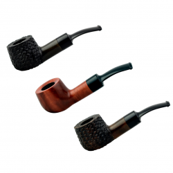 NAVY no. 53 chubby pot pipe