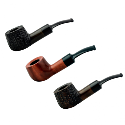 NAVY no. 53 chubby pot pipe