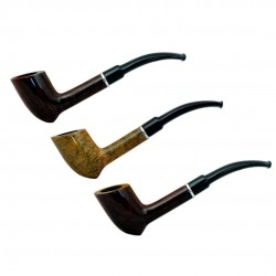 KUROSAWA no. 66 smooth bent zulu pipe