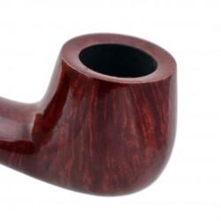 ALFA no. 98 briar red bulldog pipe