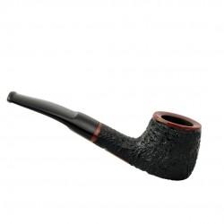 ALFA no. 98 briar rusitc black pipe
