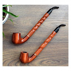 TABOR (no.16) long orange pipe